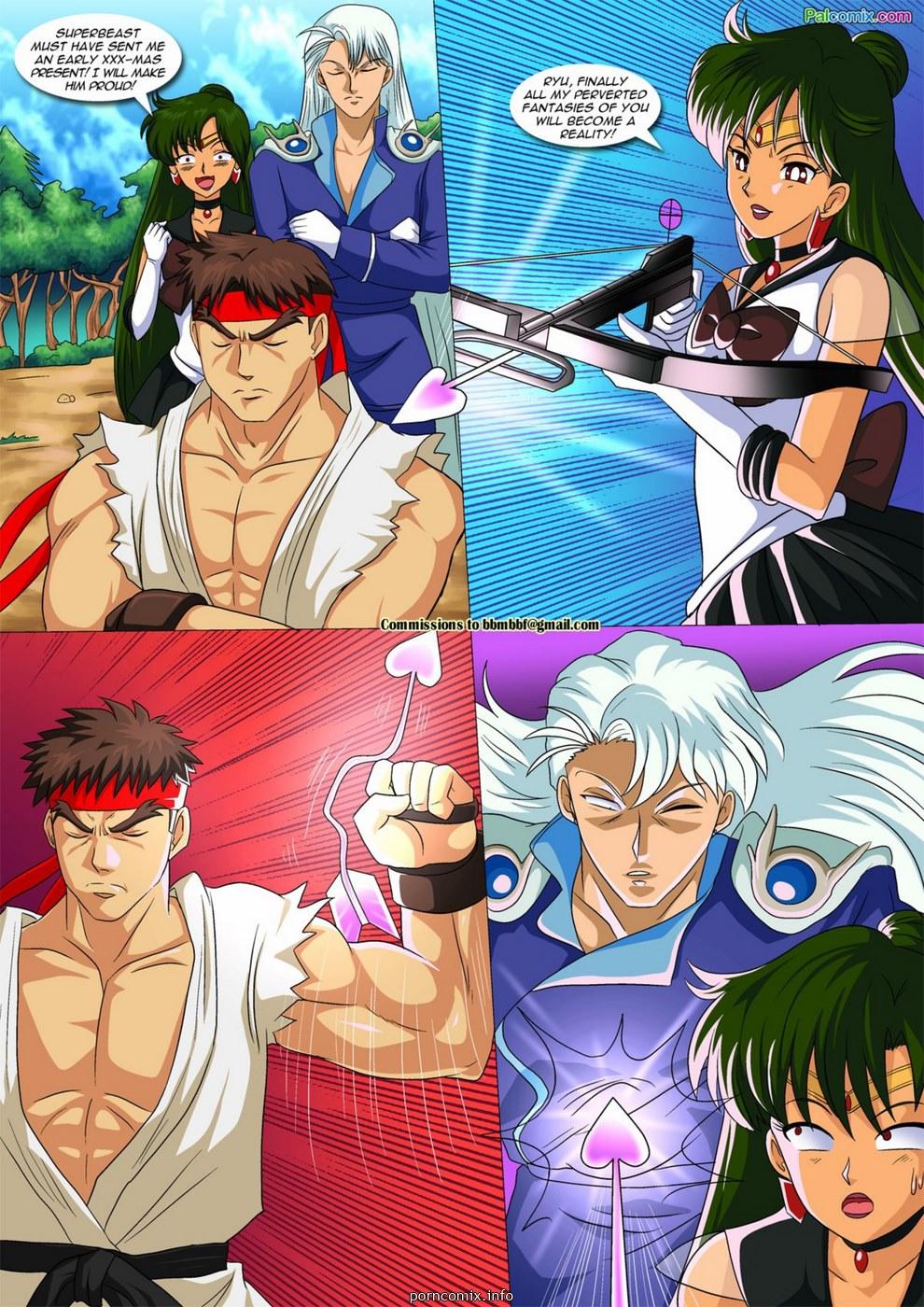 Vega vs Chun Li