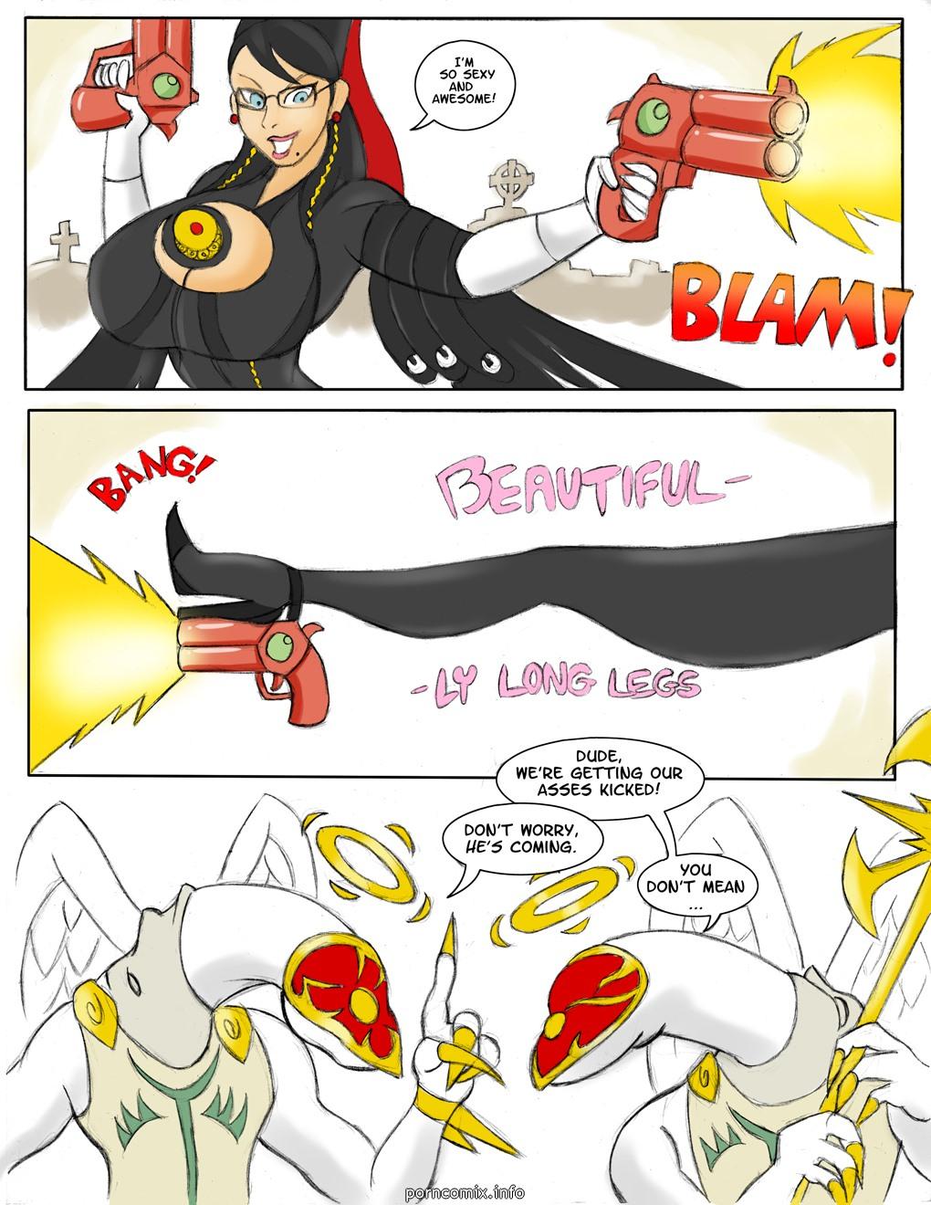 Bayonetta vs. Kid Icarus