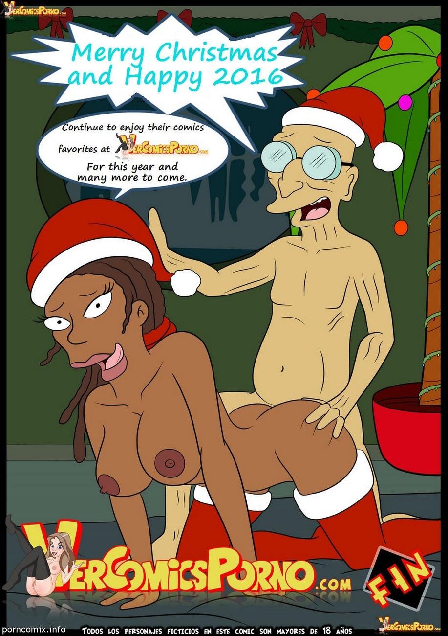 futurama クリスマス 納期 滑 - 部分 2
