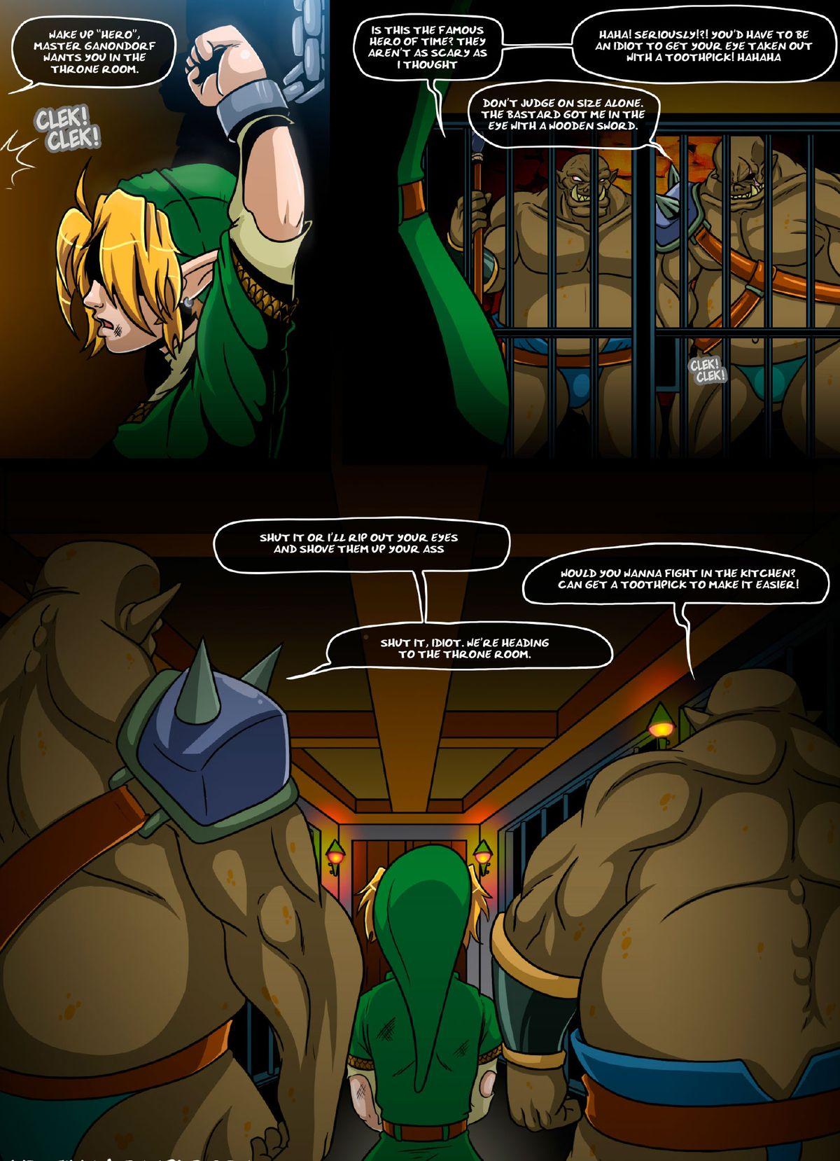 The Legend of Zelda 3