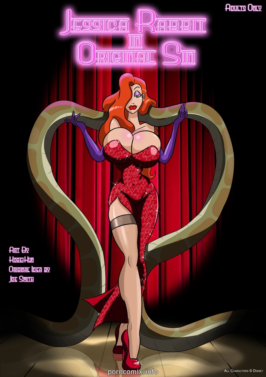 Jessica Rabbit in Original Sin