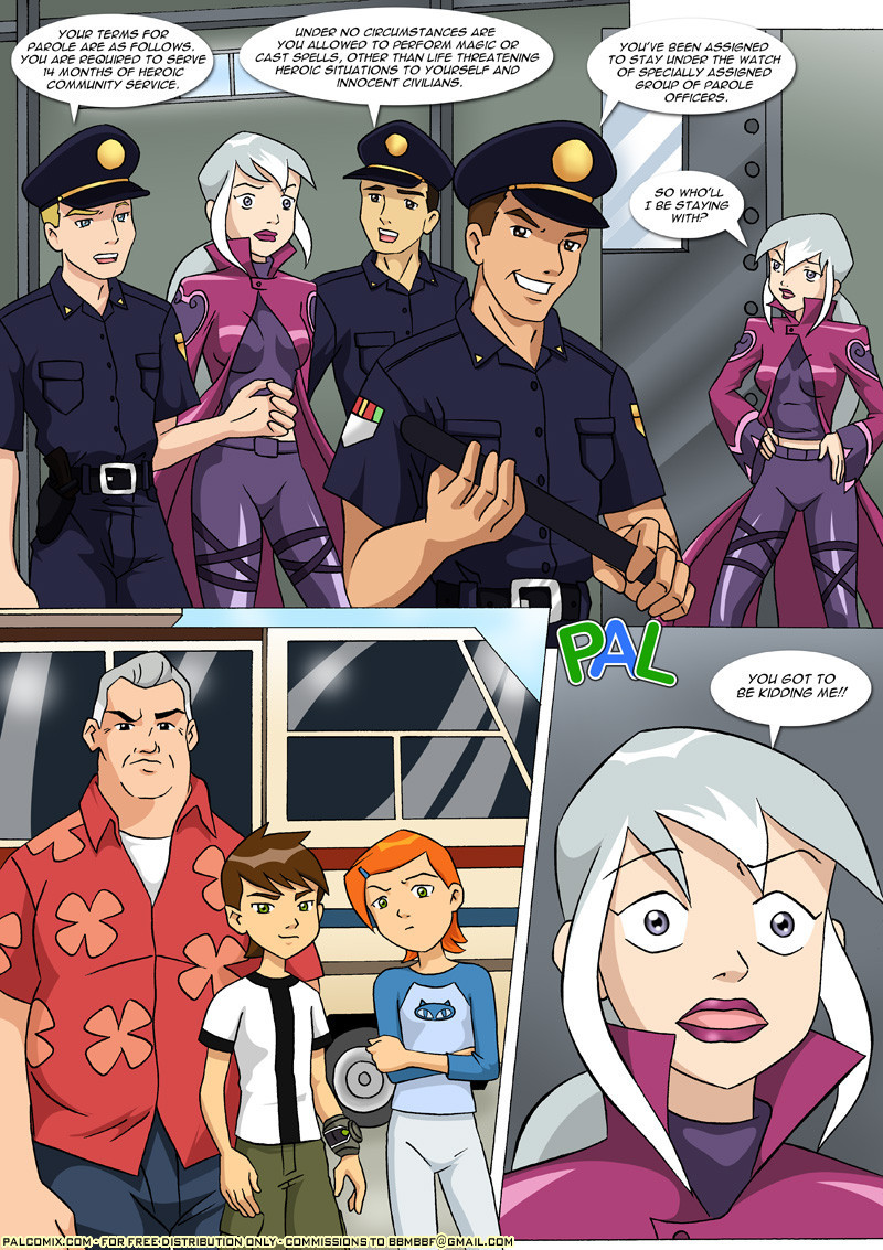 Ben 10 - Early Parole