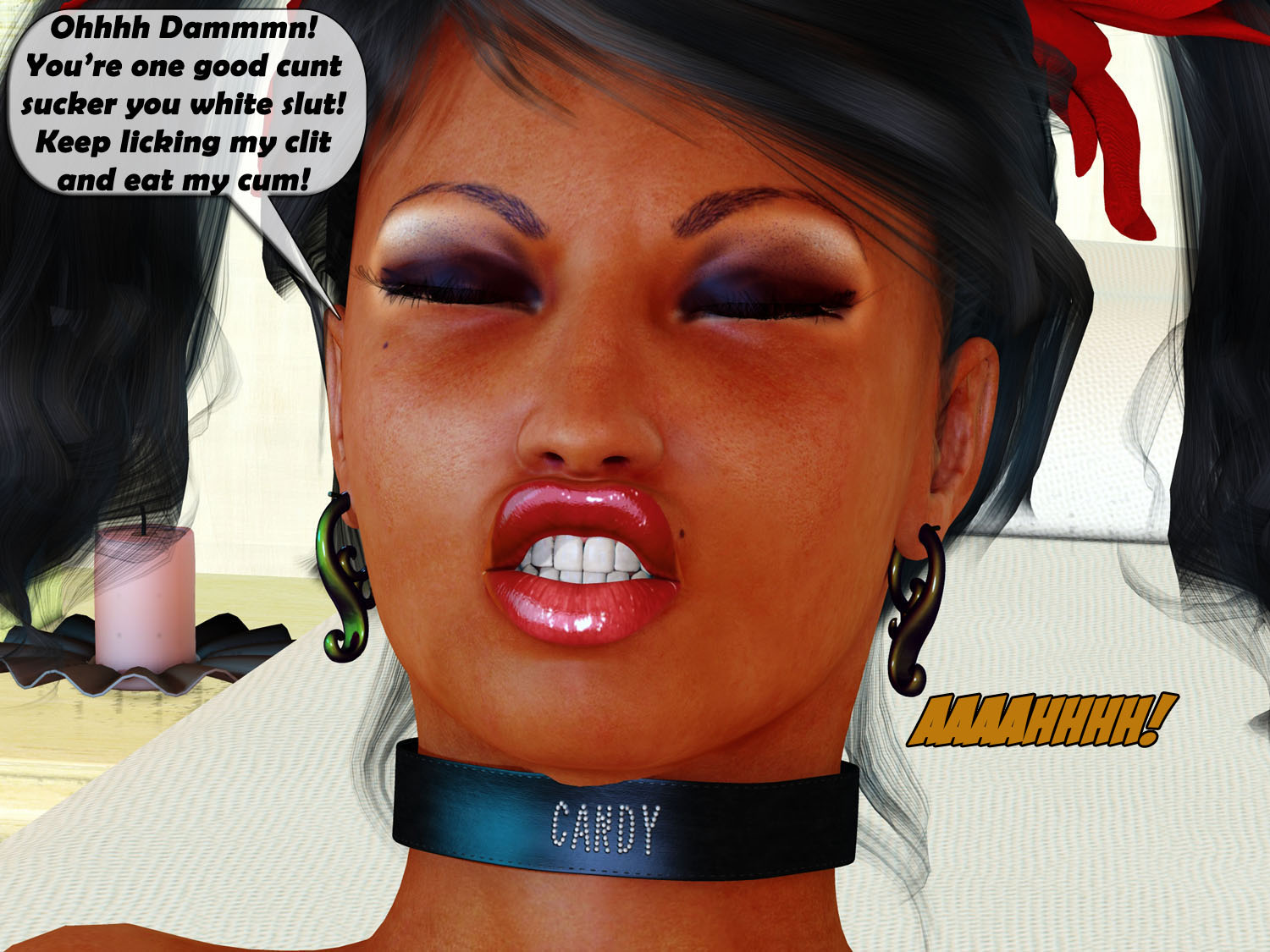 Black Candy- Topsy Turvay Relation,UncleSickey