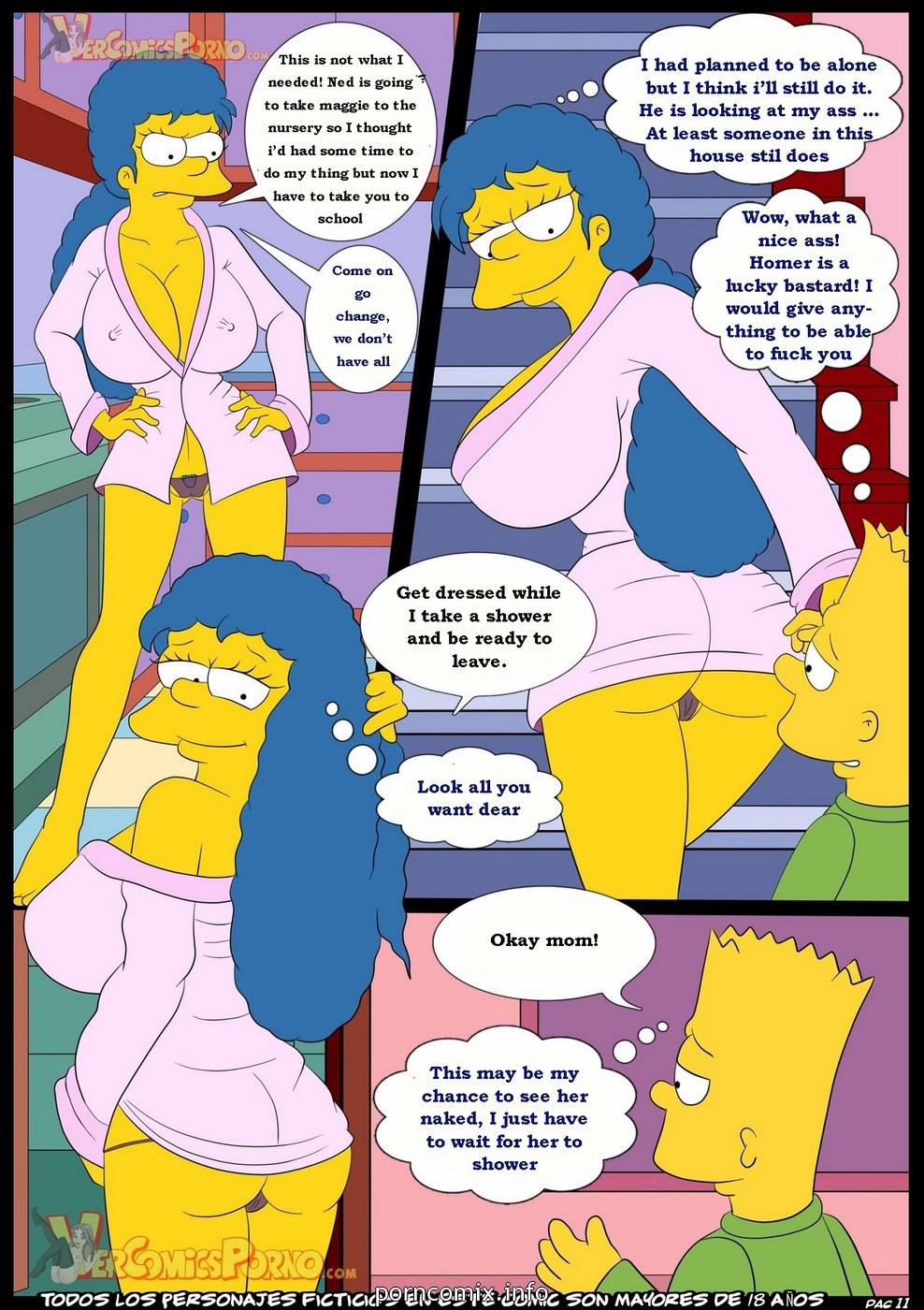 Los Simpsons 3- Old Habits
