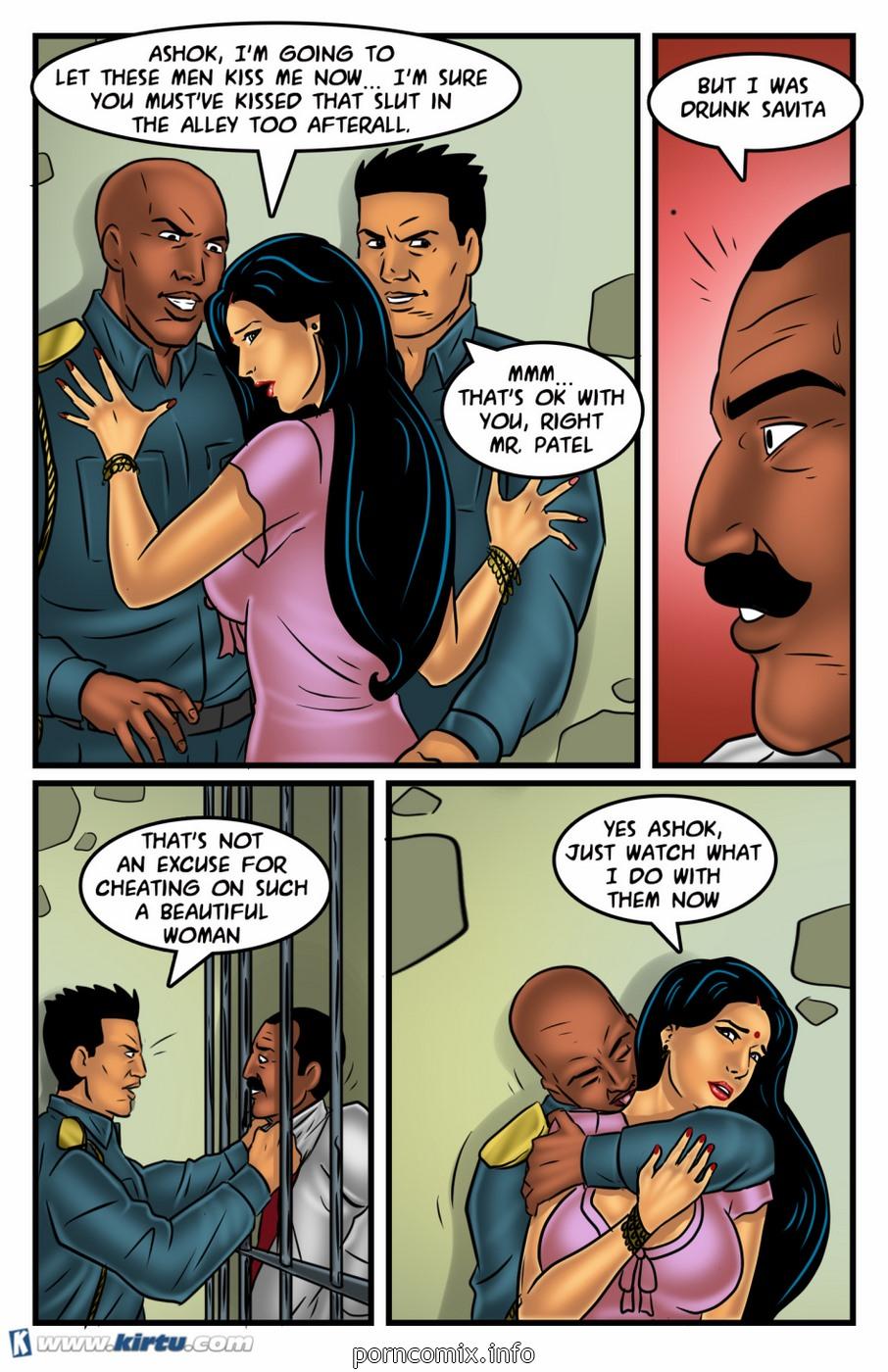 Savita Bhabhi 58- A Wife Sacrifice