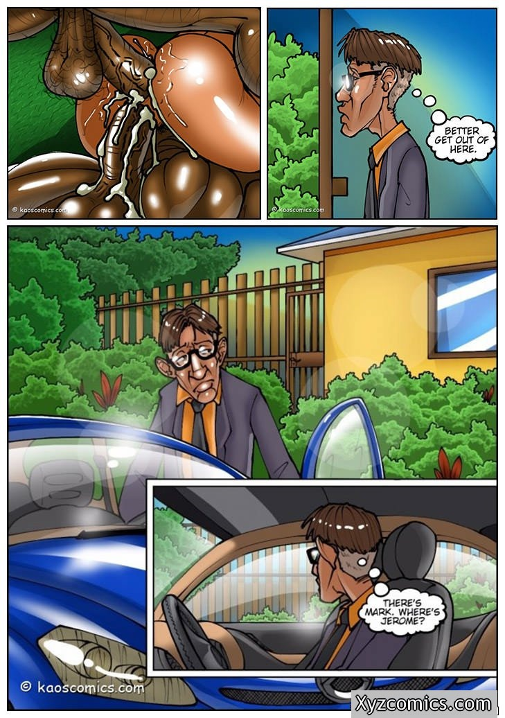 The Wife And The Black Gardeners - part 3