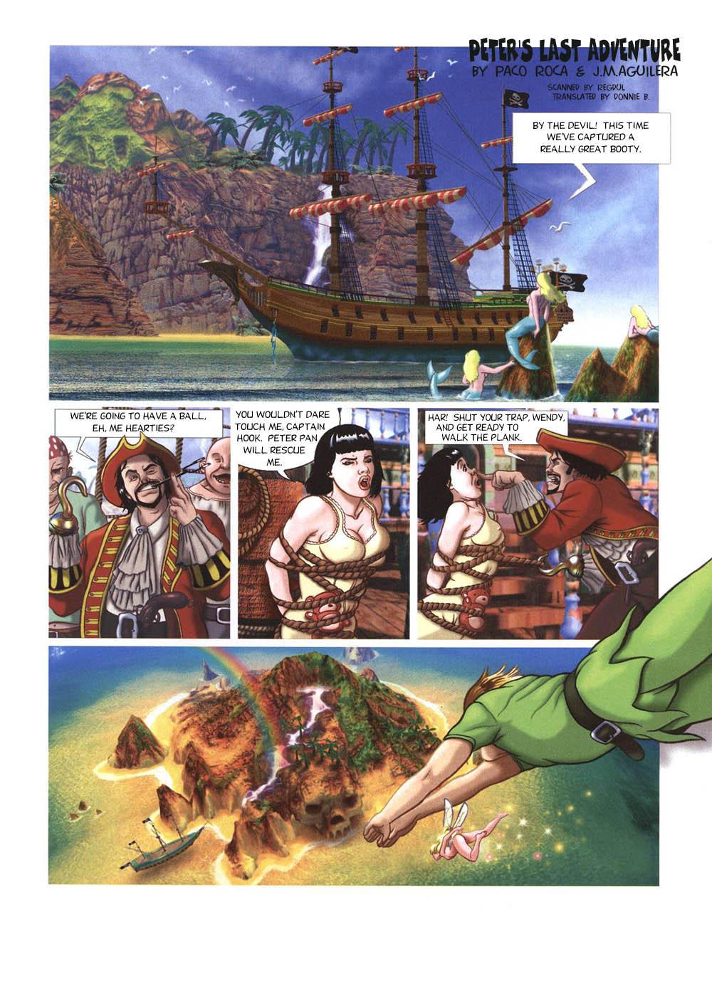 Peter\'s Last Adventure