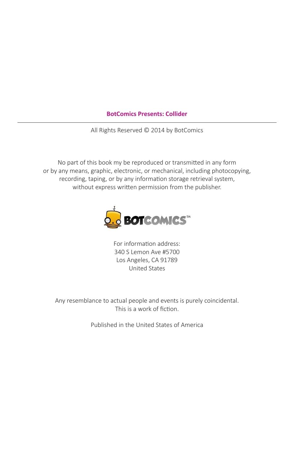 Collider II- Bot Comics