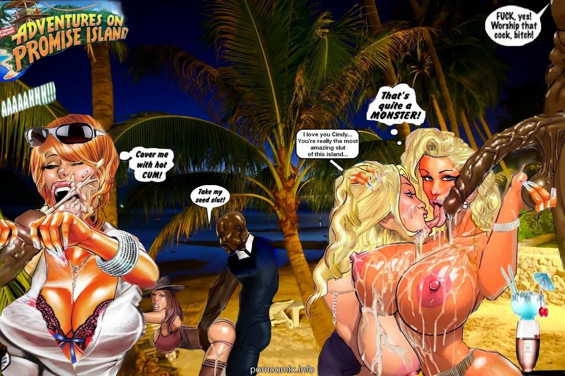 Adventures in Promise Island