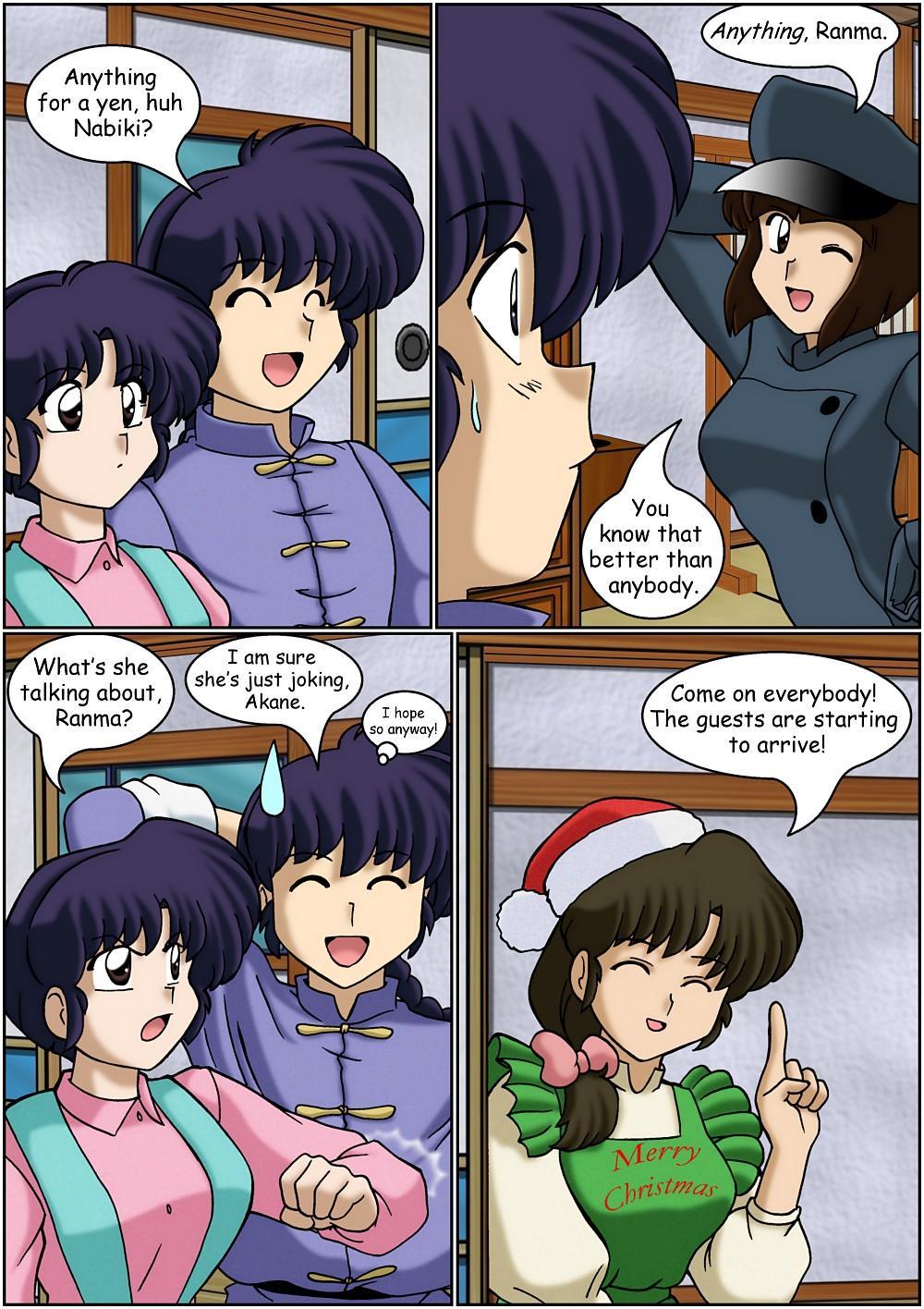 A Ranma Christmas Story