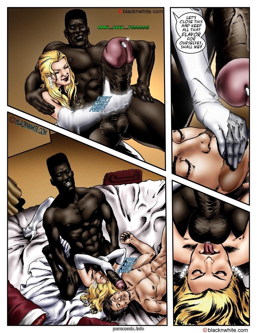 Порно Комиксы С Неграми Фото