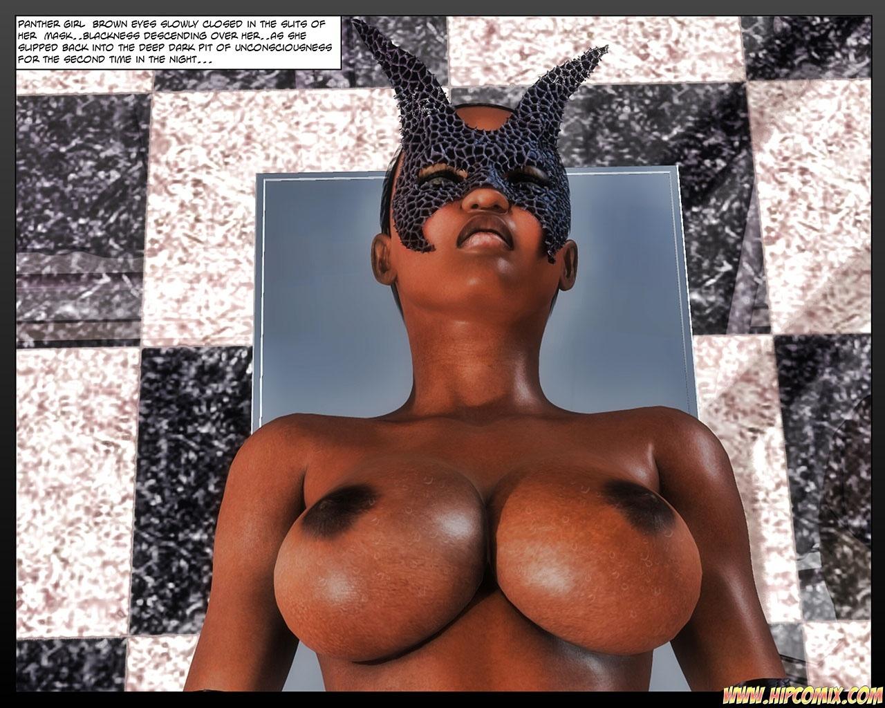 Panther Girl 16