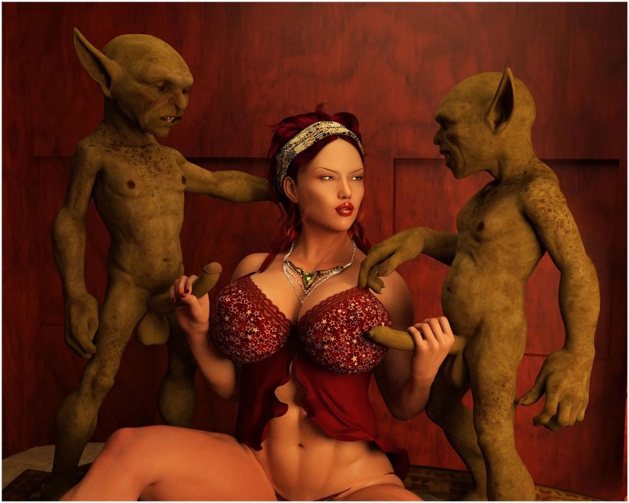 Captain Maia & The Goblin Treasure - part 2