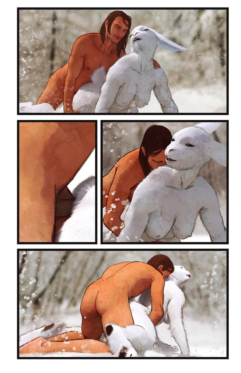 Snow Buns - part 2