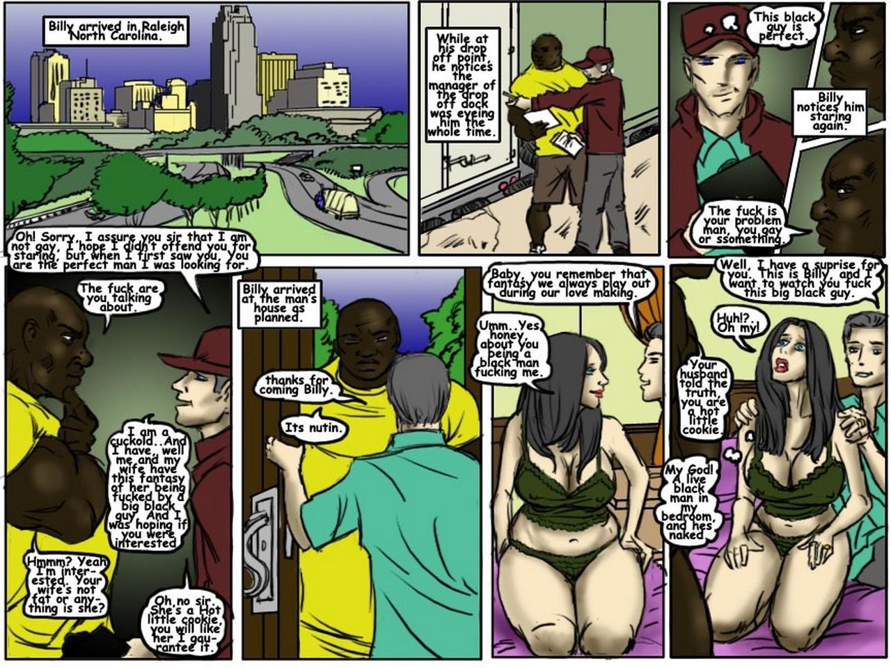 Adventures Of Big Mack 4 - North Carolinch