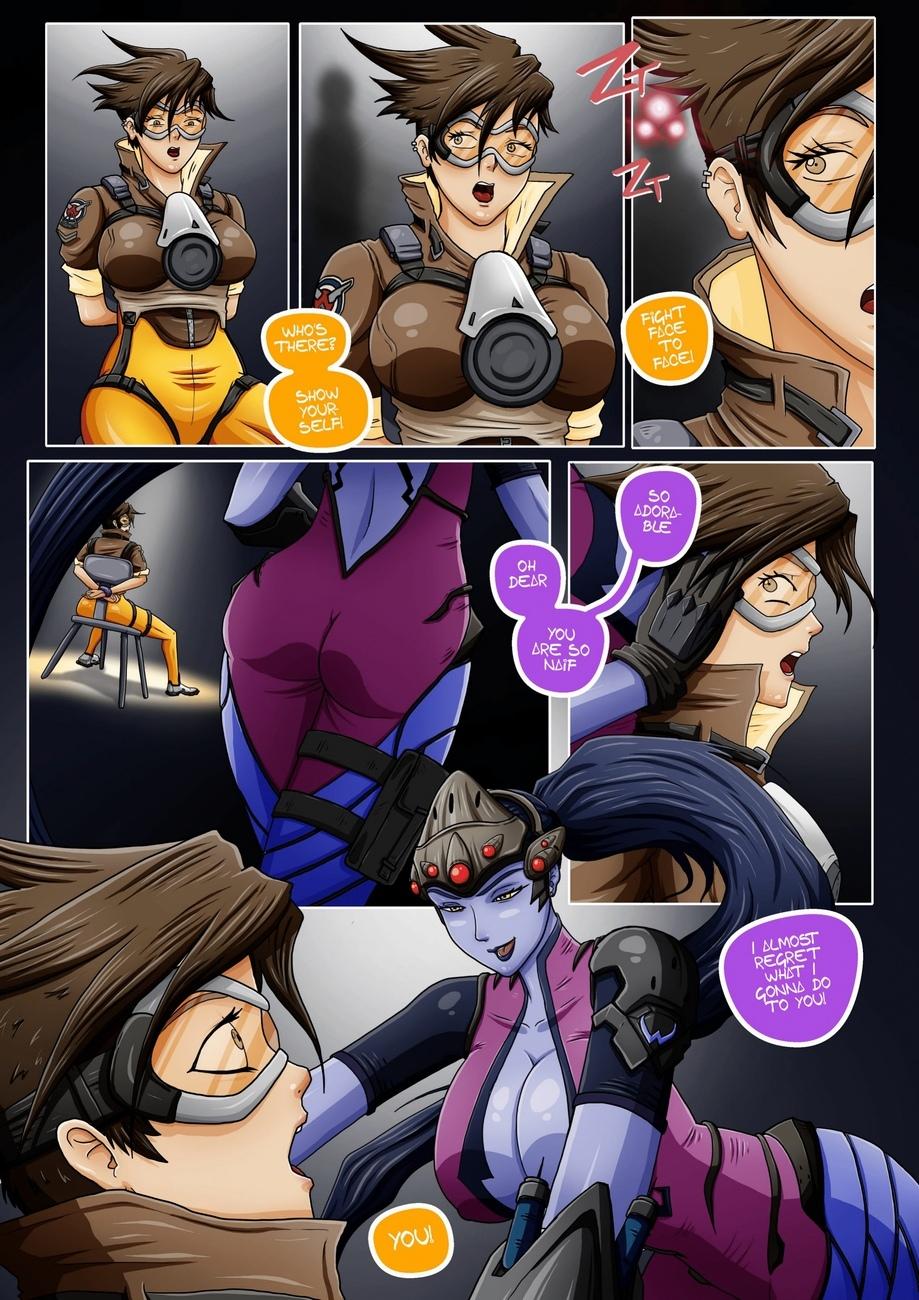 Overwatch X 1 - The Secret Of Widowmaker