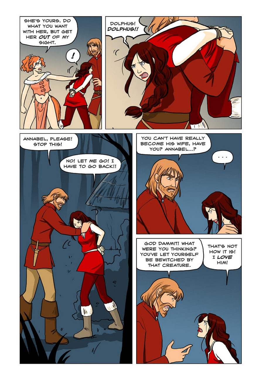 Riding Hood - The Wolf And The Fox - part 4