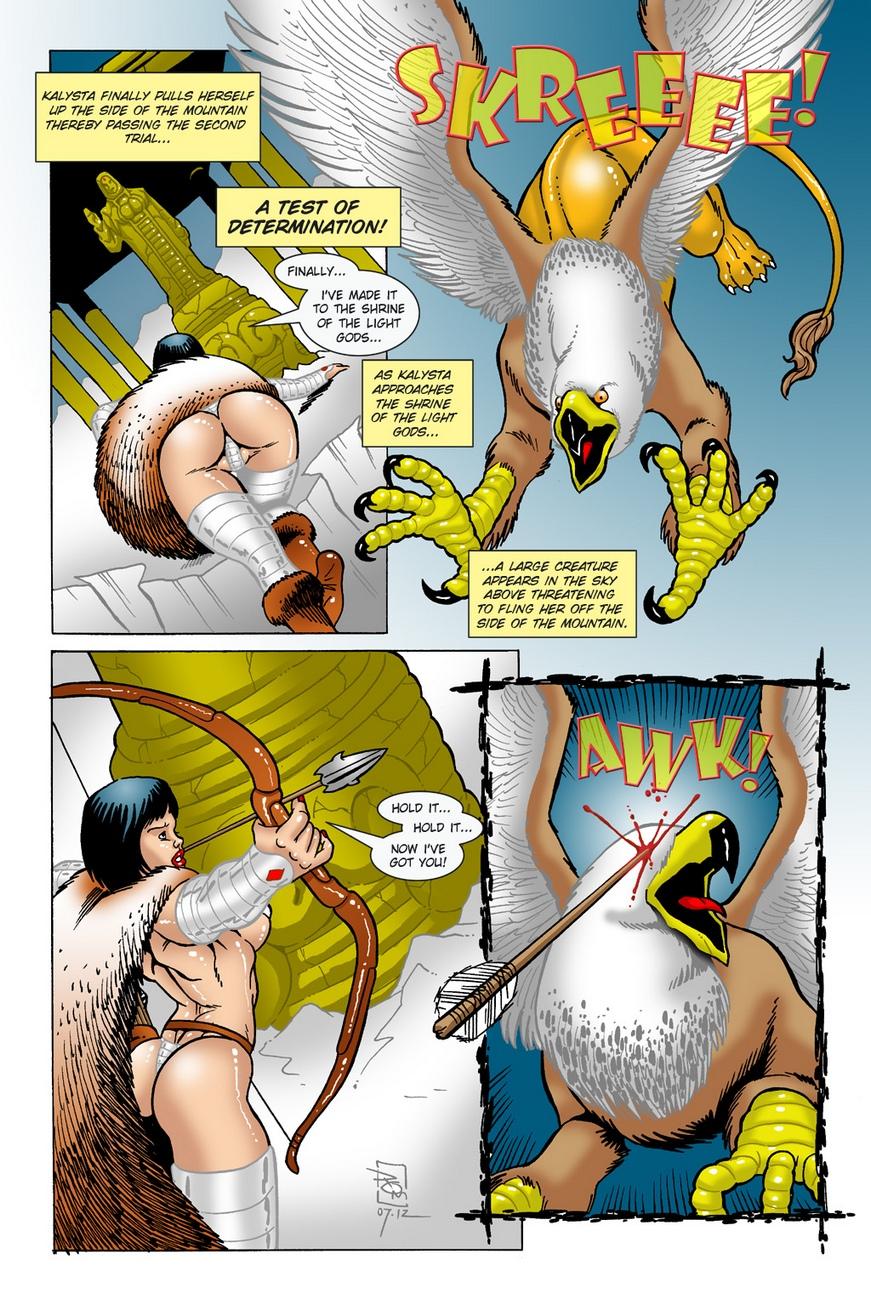 Dark Gods 1 - The Summoning - part 2