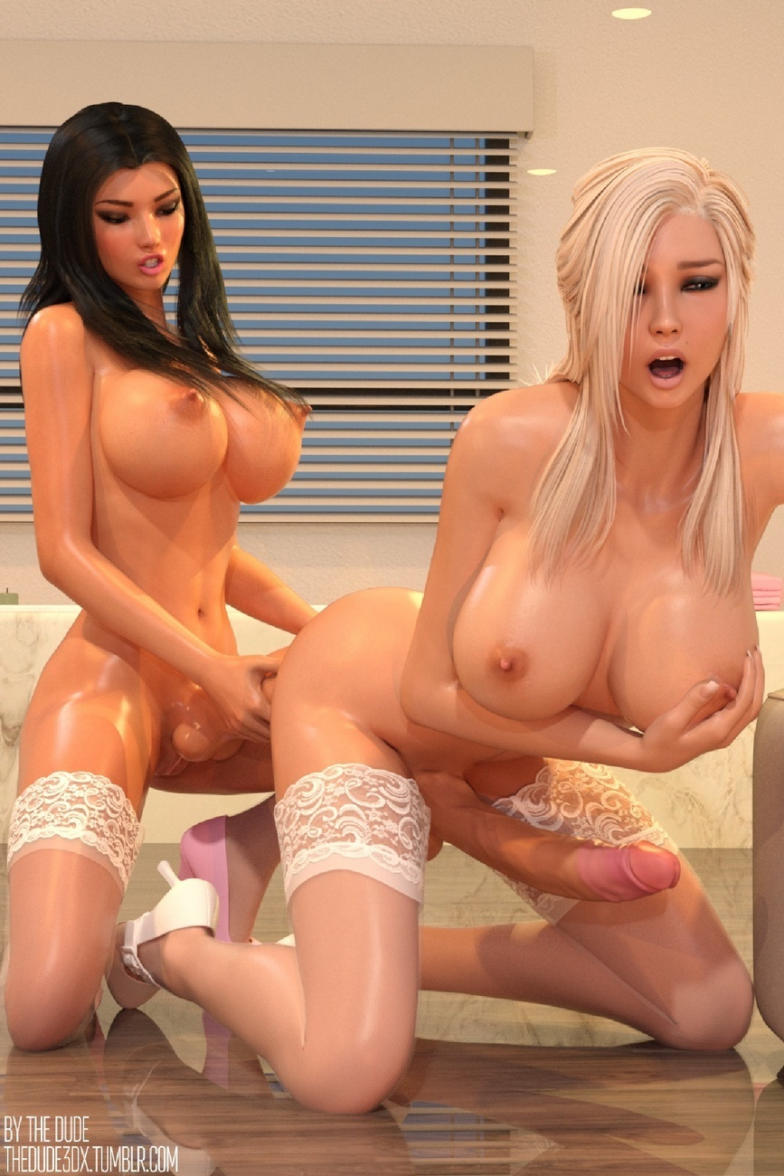 Tatiana & Kayla 2 - Continued - part 3