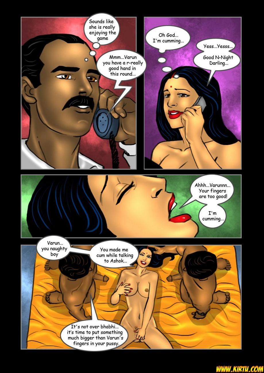 Savita Bhabhi 17 - Double Trouble 2 - part 3