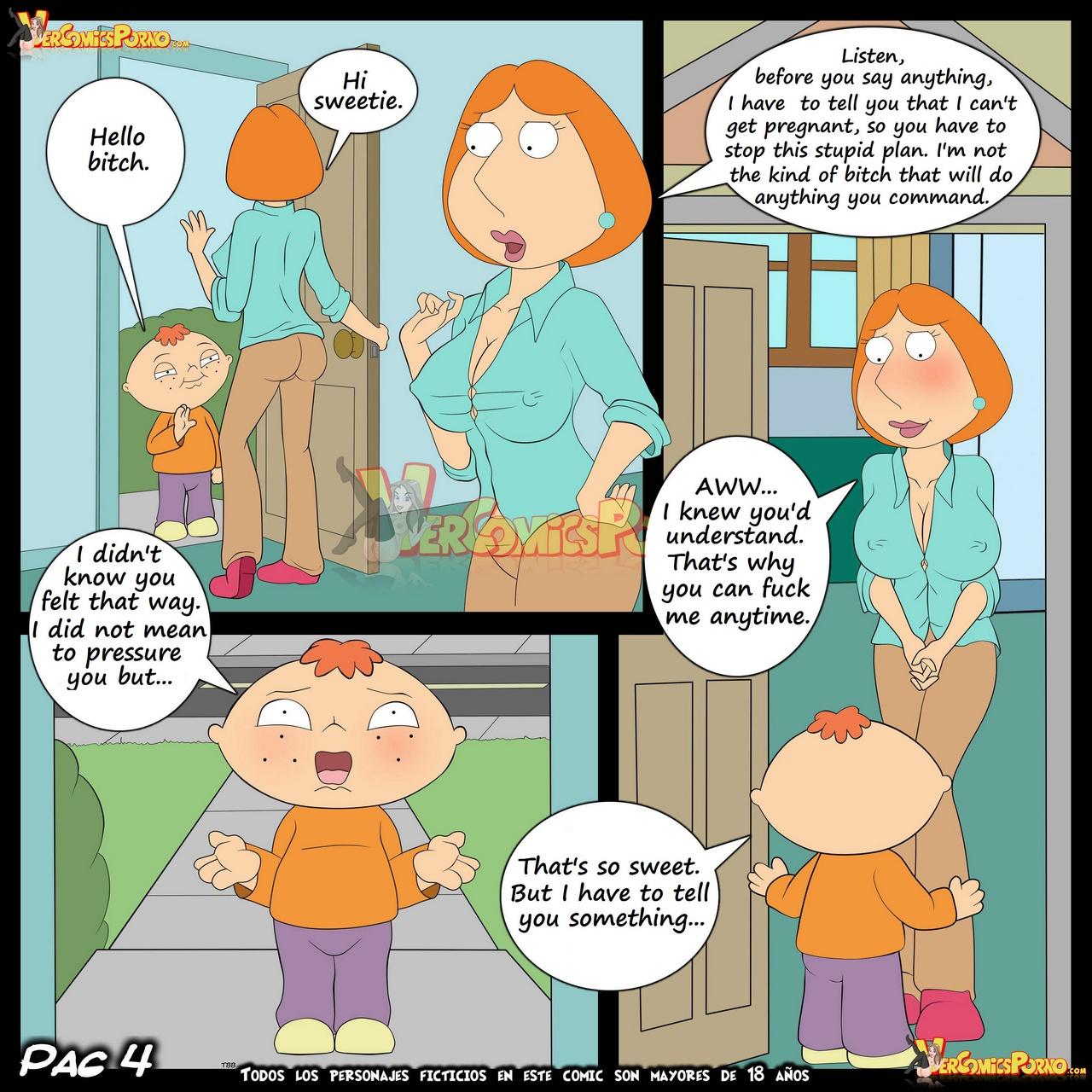 Family Guy - Baby\'s Play 5
