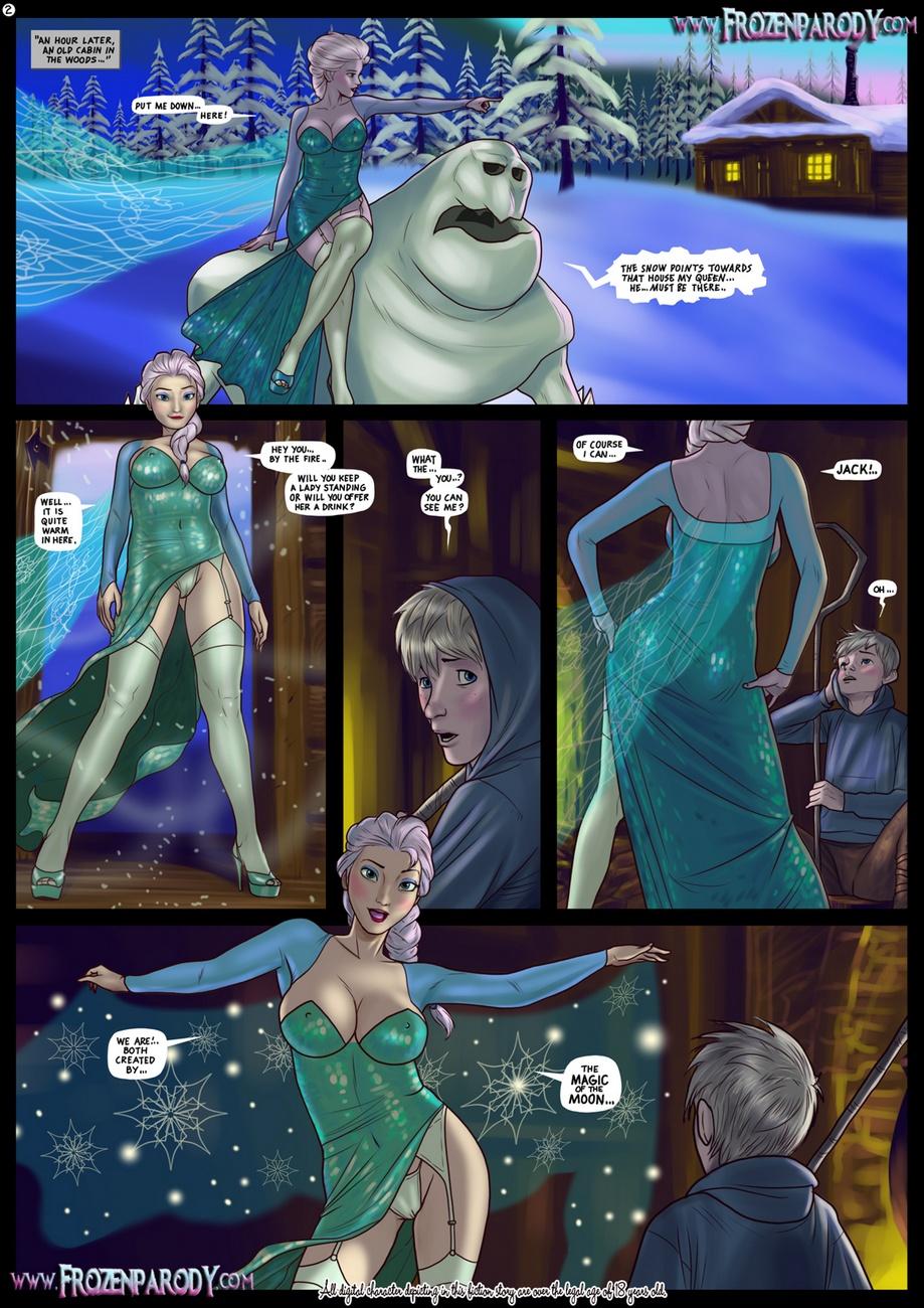 Elsa Meets Jack