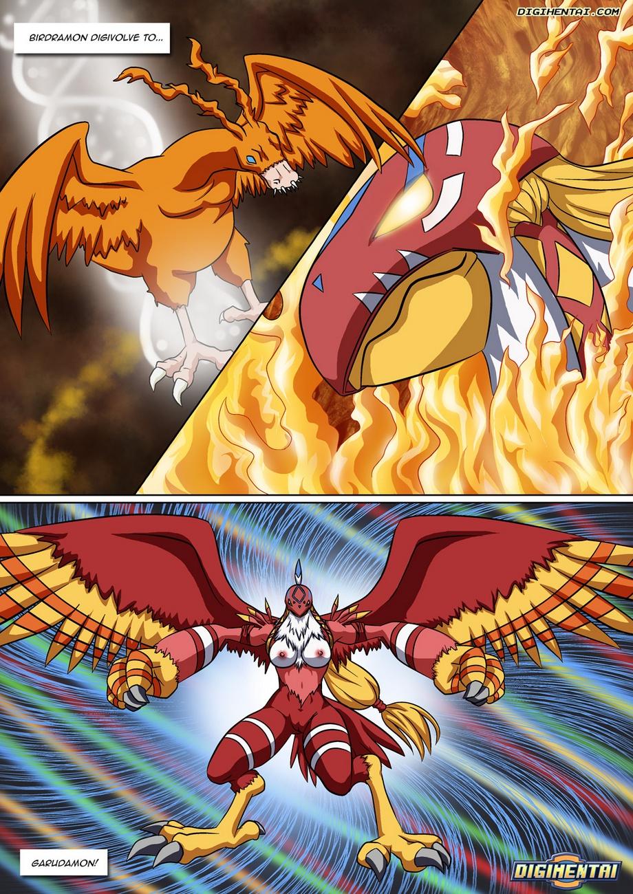 Digimon Rules 1 - part 2
