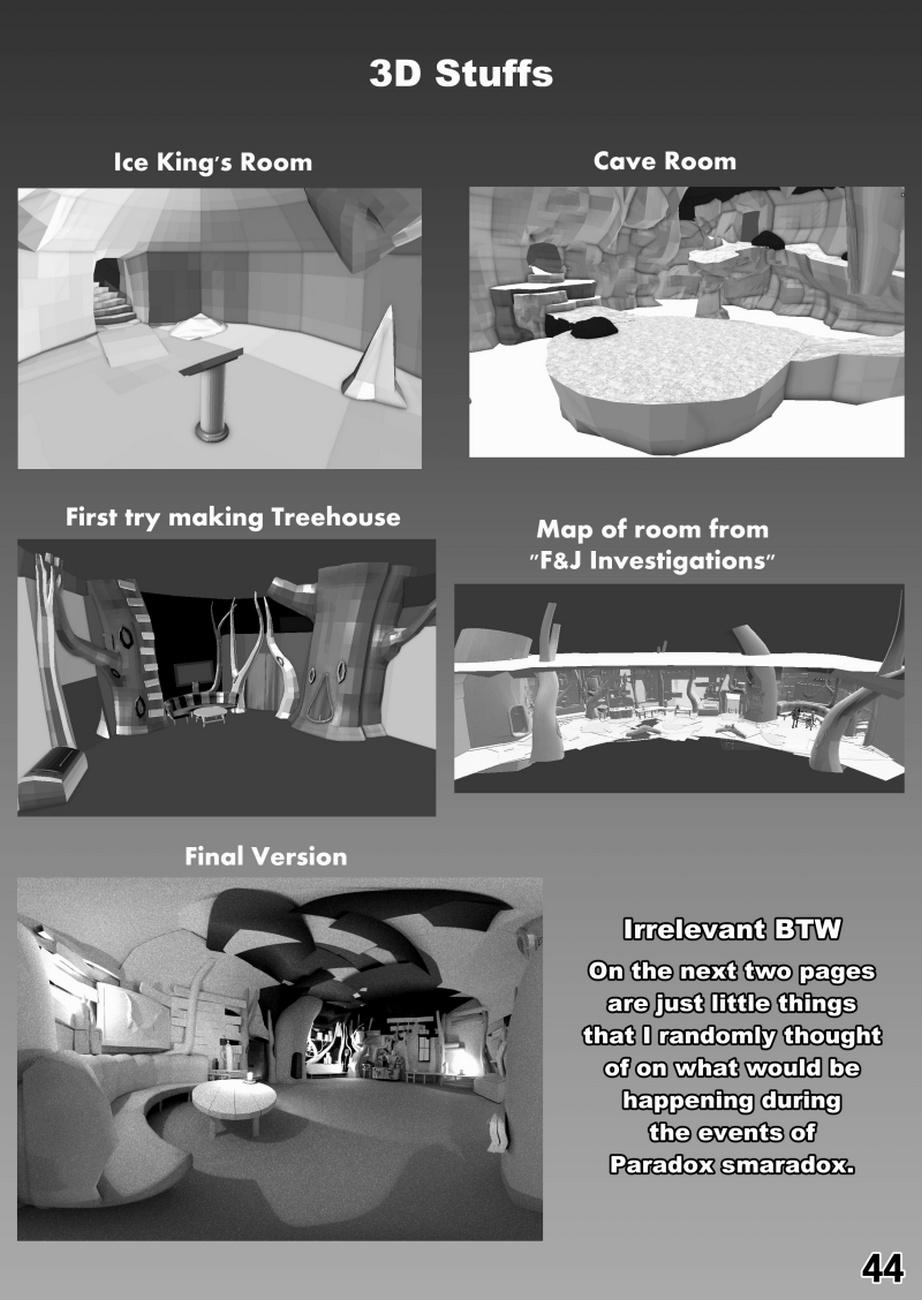 MisAdventure Time 3 Extra - Paradox Shmach