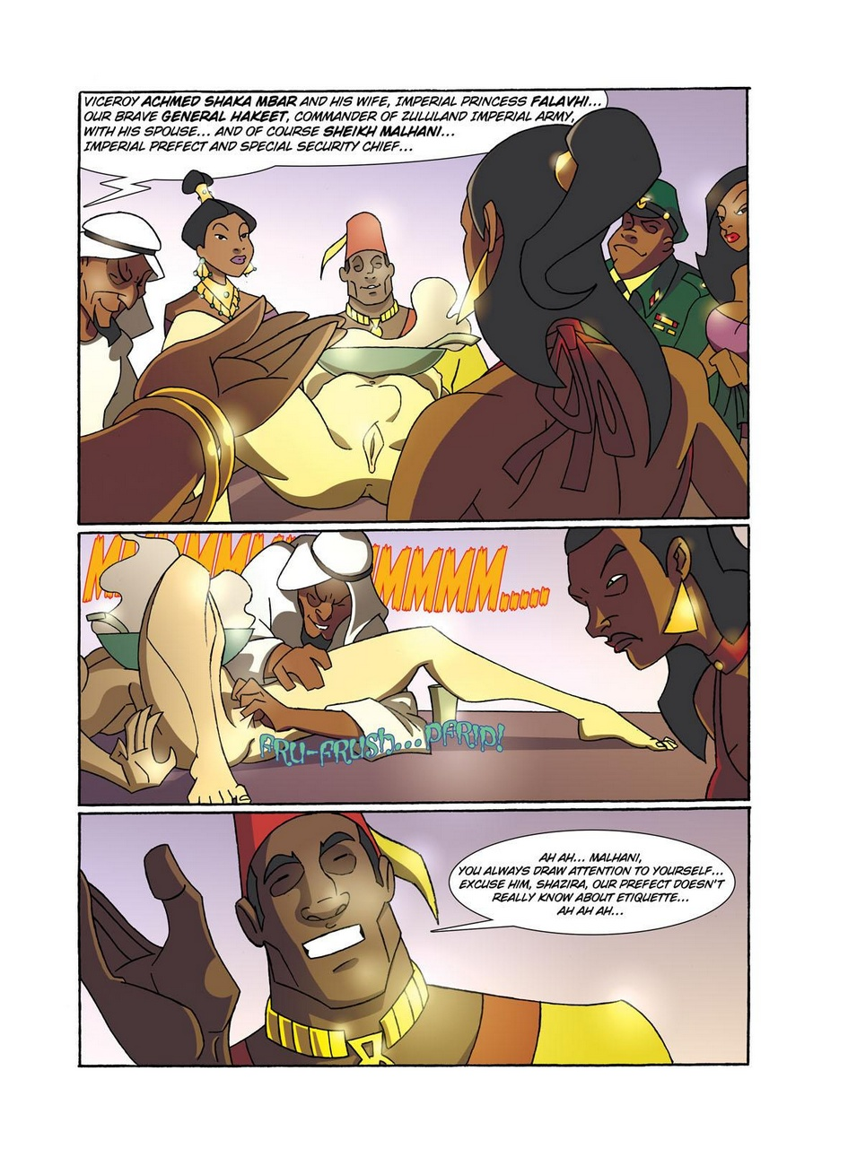 Black Empire 1 - Zululand