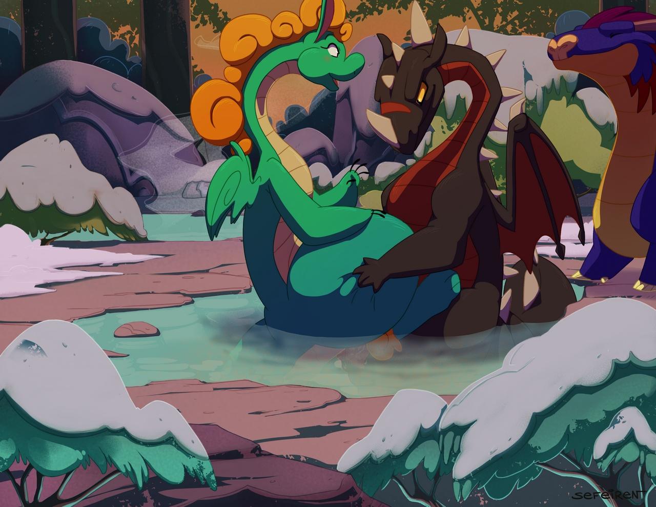 The Irish Dragon - part 2