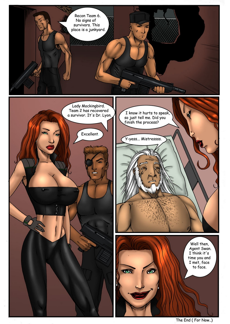 Swan - Agent Of Babe - Sins Of The Sistech - part 2