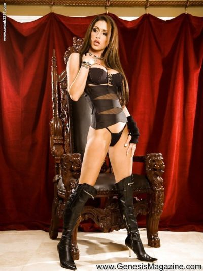 Ravishing pornstar Jessica Jaymes showcasing her gorgeous body