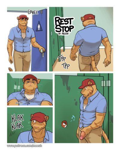 [Meesh] Rest Stop