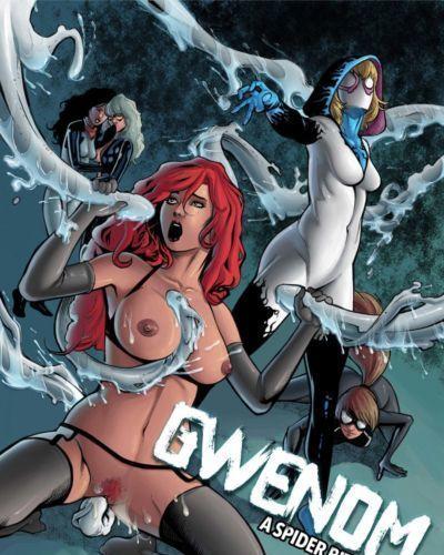 [Shade] Gwenom (Spider-Man)