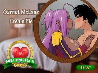 MNF meet n fuck Garnet McLane Creampie (animated)