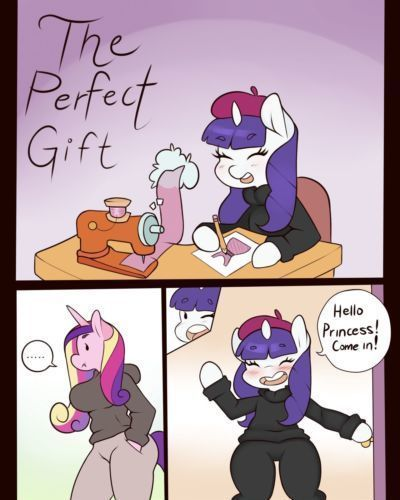 [Antelon] The Perfect Gift