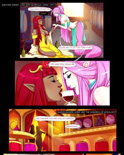 [Lunareth] Queen of Butts - part 2