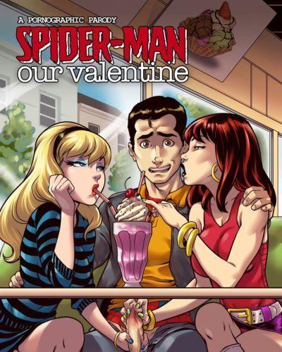 [R-EX] Our Valentine (Spider-man)